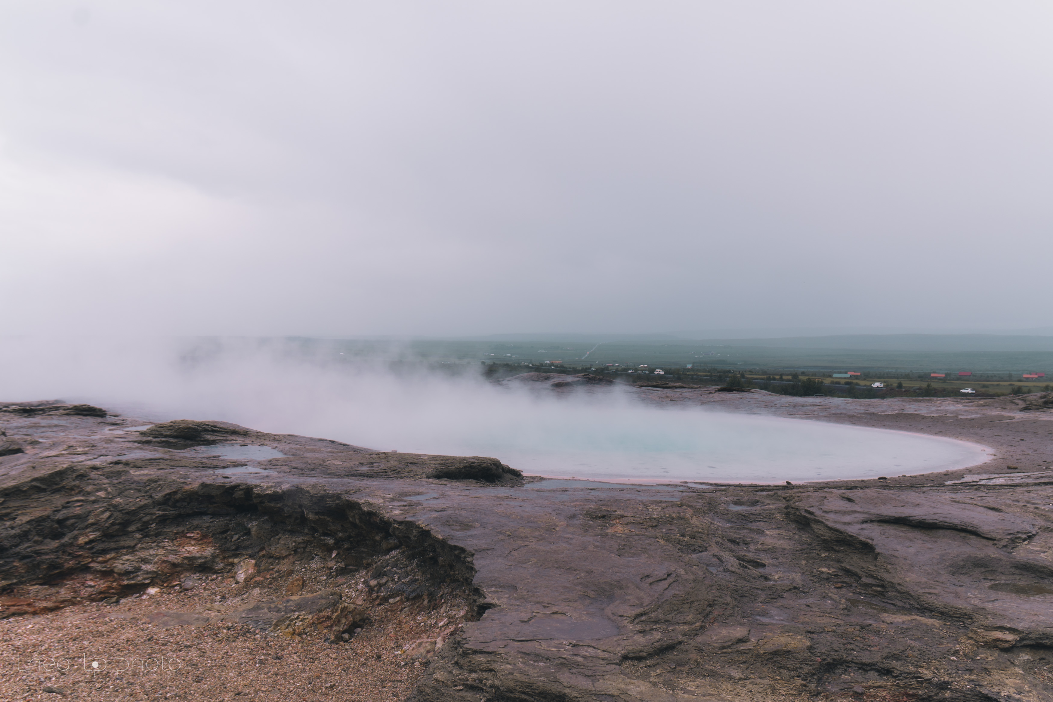 The original Geysir, where the name comes from, is now more or less inactive